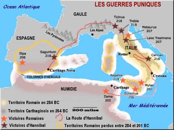Le Regne De Massinissa En Numidie